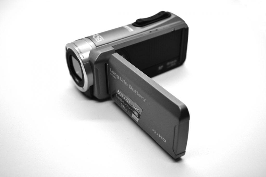 家庭用カメラ