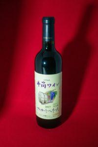 ワイン 影