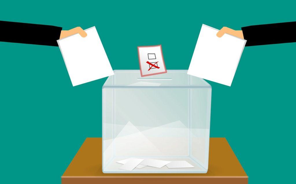 選挙イラスト